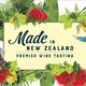 Made in New Zealand Premier Wine Tasting