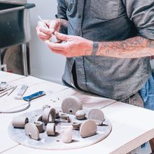 Ceramic Workshop with Andrew Kontrabecki