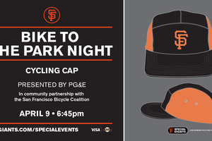 SF Giants Bike to the Park ...