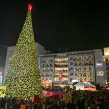 Macy's Presents the 27th Annual Great Tree Lighting Ceremony