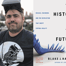 BLAKE J. HARRIS at Books Inc. Mountain View