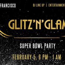 Glitz'n'Glam Super Bowl Party