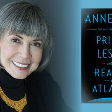 Book Signing with Anne Rice