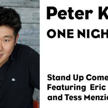 Peter Kim: One Night Only