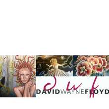Transcendence - David Wayne Floyd's Art Show and Reception