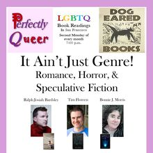 "Perfectly Queer ""It Aint Just Genre!"" Book Reading"