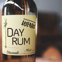 Last Rites Frequent Flyer Rum Club Launch