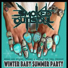 Winter Baby Summer Party