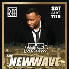 The New Wave at Rusted Mule w/ DJ William Stokes (Outside Lands After Party)
