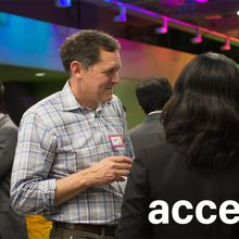 Rock Health Summit: Happy Hour Hosted By Accenture