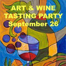 Marin Singles Art & Wine Tasting Party