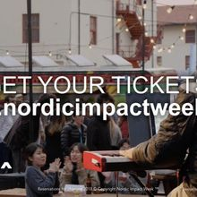 Nordic Impact Week with SoCap 19, in San Francisco, Silicon Valley & Los Angeles.
