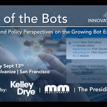 INNOVATION WEEK -Rise of the Bots