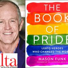 Alta Magazine & Books Inc. Present MASON FUNK at Books Inc. Opera Plaza