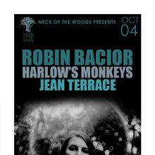 ROBIN BACIOR, Harlow's Monkeys, Jean Terrace