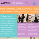 Performing Arts Connection: Spring Break For Middle Schoolers