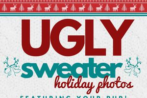 Ugly Sweater Holiday Photos...
