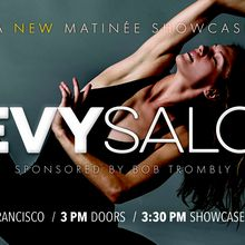 LEVYsalon: a quarterly performance MATINEE
