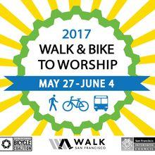 Walk & Bike to Worship Week