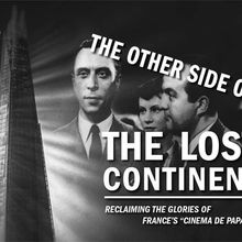 THE OTHER SIDE OF THE LOST CONTINENT