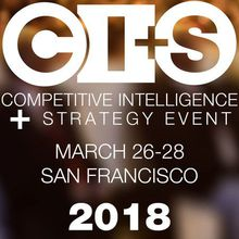 Competitive Intelligence + Strategy Event 2018