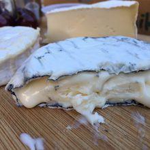 Homemade Brie & Camembert