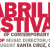 Cabrillo Festival of Contemporary Music image