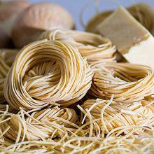 Pastas, Polentas, and Ragus