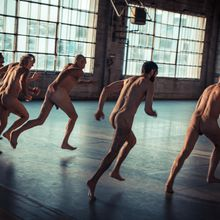 Naked.APE.Men Social Motion drop-in class