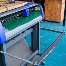 Basic Vinyl Cutting Class