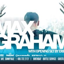 Rapture with Max Graham at Pure Lounge