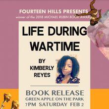 Kimberly Reyes: Life During Wartime