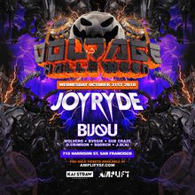 Voltage: Halloween ft. Joyryde & Bijou