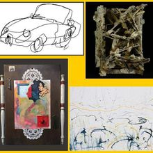 Art Guild of Pacifica 60th Annual Members Show and 59th Annual Awards Artists