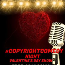 #Copyrightcomedy Night