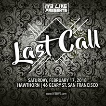 IV3 Live Presents: Last Call