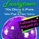 Funkytown!  70s Disco & Funk vs. 80s New Wave