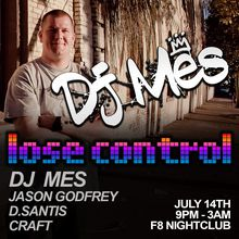 Lose Control ft. DJ Mes