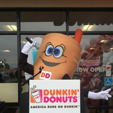 Dunkin' Donuts Grand Opening in American Canyon