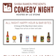 Shiba Ramen Comedy Night