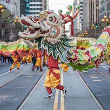 chinese new year parade san francisco 2018 - San Francisco Chinese New Year