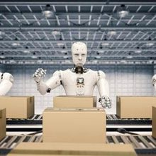 Globalization, Robots, and the Future of Work