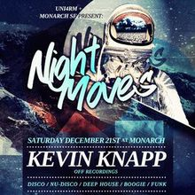 Night Moves w/ Kevin Knapp (Off Recordings)