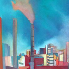Urban Abstracts by Patricia Araujo