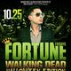 FORTUNE FRIDAYS WALKING DEAD HALLOWEEN EDITION
