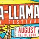 Pet-A-Llama Comedy Festival