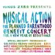 Musical Action for Planned Parenthood