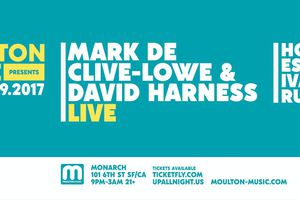 Mark de Clive-Lowe & David ...