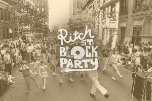 Ritch St Block Party