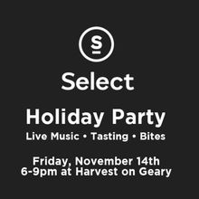 Select Holiday Party
